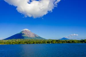 Nicaragua Mountain Ocean View