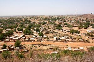 Niger City View
