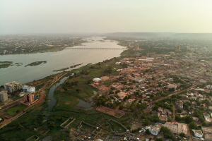 Niger City:Water View