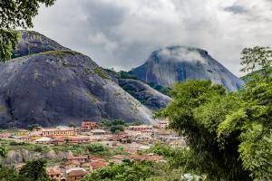 Nigeria Mountain View