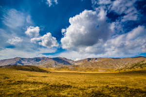 North Macedonia Mountain View