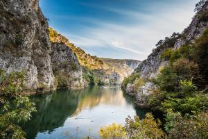 North Macedonia Water View