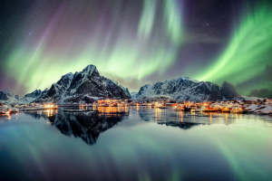 Norway Northern Lights View