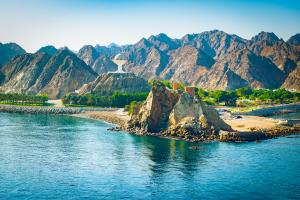 Oman Mountain Water View