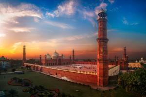Pakistan Big Building Overview