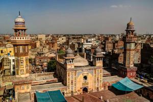 Pakistan City View