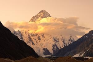 Pakistan Mountain View