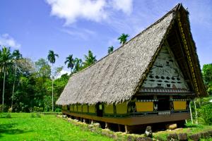 Palau Hut