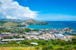 Papua New Guinea City View
