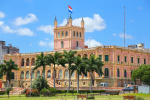 Paraguay Building View