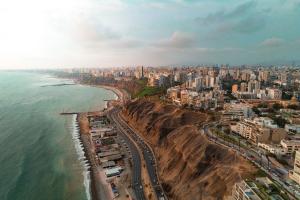 Peru City Ocean View