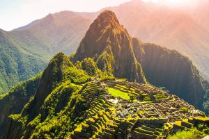 Peru Mountain Hill Landscape View