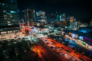 Philippines City View