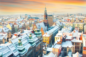 Poland City View