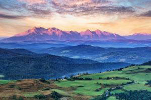 Poland Landscape View 2