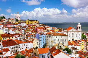 Portugal City View