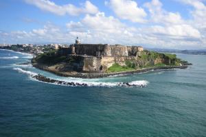 Puerto Rico Island View