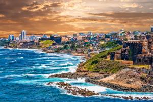 Puerto Rico Ocean City View