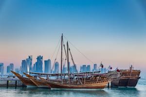 Qatar Boat View