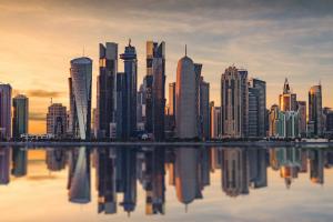 Qatar City View