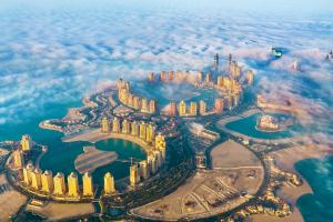 Qatar Overview City