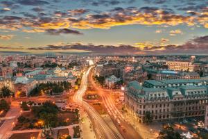 Romania City Overview