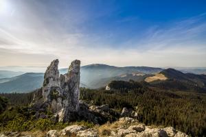 Romania Mountain View