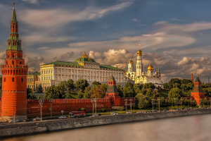 Russia City View