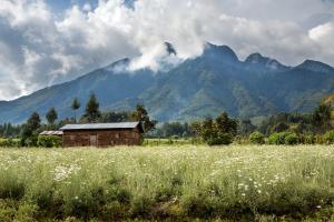 Rwanda Mountain View