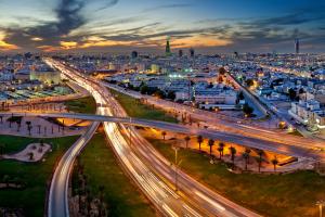 Saudi Arabia City View 2