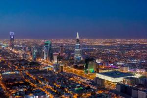 Saudi Arabia City View