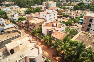 Senegal City View