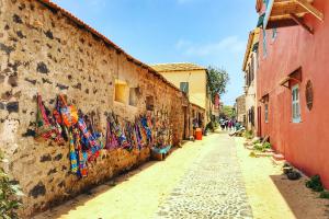 Senegal City Walks and Bags