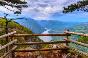 Serbia Mountain View
