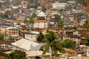 Sierra Leone City View
