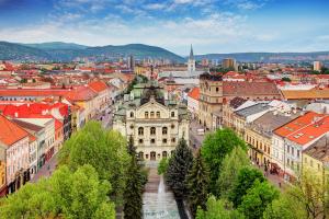 Slovakia City View