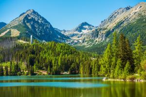 Slovakia Mountain View