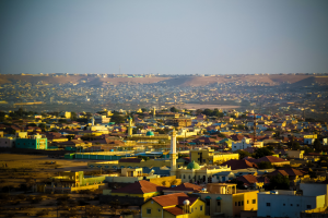 Somalia City View