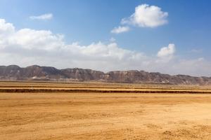 Somalia Desert View