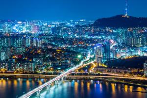 South Korea City View 2