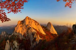 South Korea Mountain View