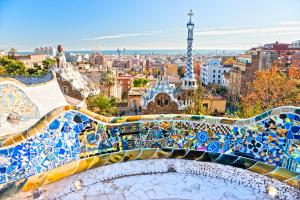 Spain City View