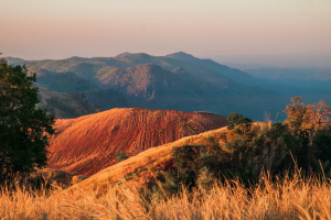 Sri Lanka Mountain View
