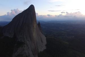 Suriname Mountain View