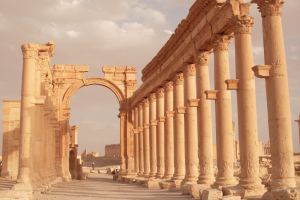 Syria Ancient Architecture