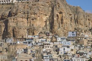 Syria City View