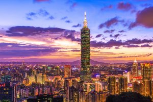Taiwan City View
