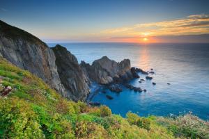 Taiwan Cliff Ocean View