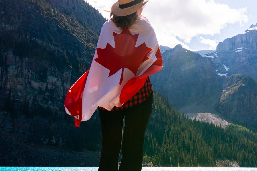 Canada Mountain View