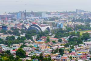 Trinidad and Tobago City View